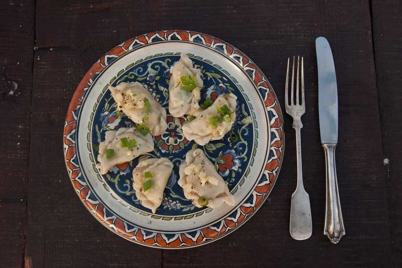 Letnia Kuchnia Cuisine Traditionnelle Polonaise