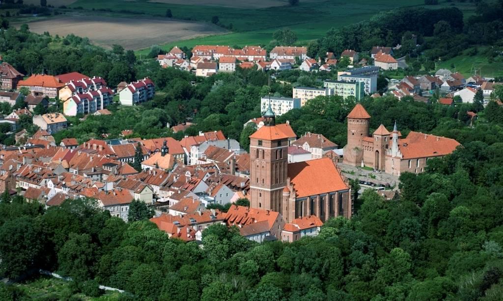 Around Letnia Kuchnia : Traditional Warmian Village in Poland Reszel