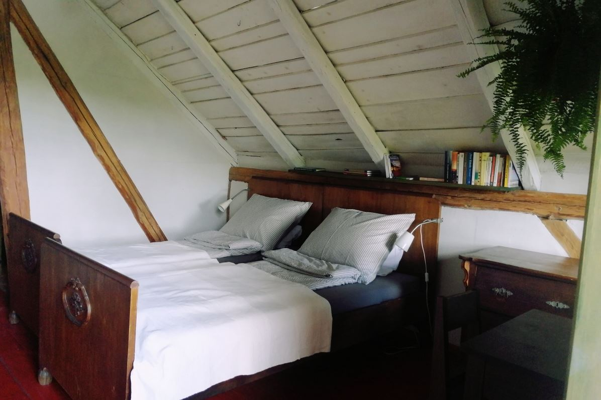 Double room in Letnia Kuchnia guesthouse