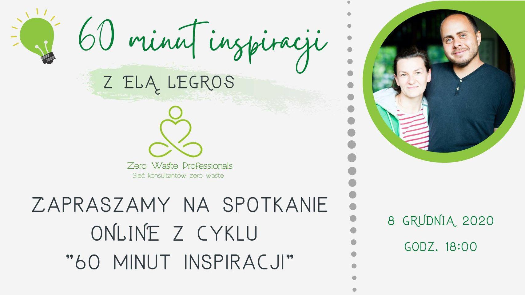 Affiche rencontre virtuelle Facebook Ela Legros Zero Waste