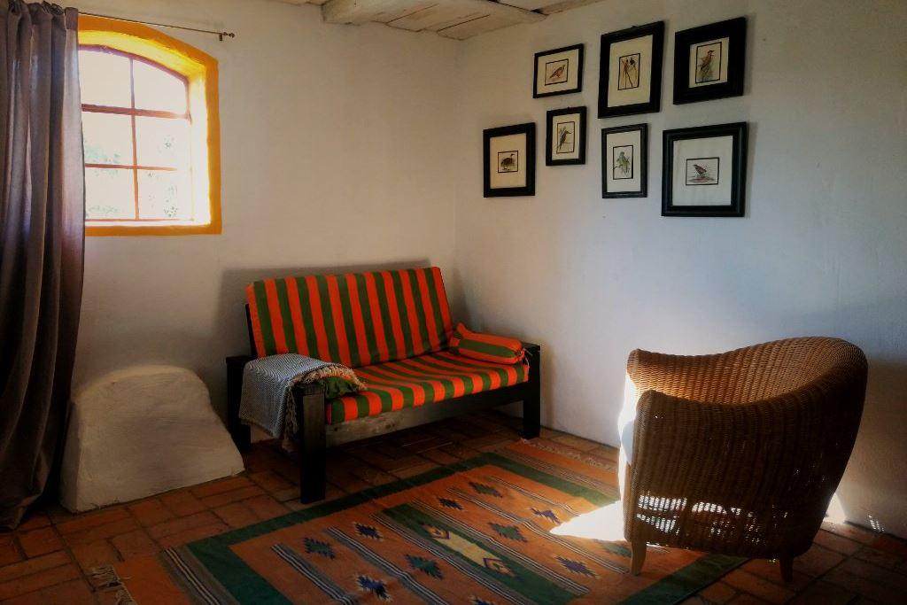 Coin salon chambre familiale Quercus